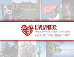 Cover image for Loveland 365 book